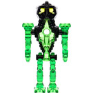 LEGO Mars Mission Alien Commander Minifigure
