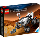 LEGO Mars Science Laboratory Curiosity Rover Set 21104 Packaging