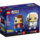 LEGO Marty McFly & Doc Brown Set 41611 Packaging
