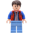 LEGO Marty McFly Minifigure