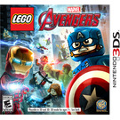 LEGO Marvel Avengers Nintendo 3DS Video Game (5005060)