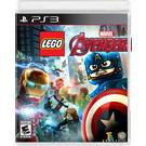 LEGO Marvel Avengers PS3 Video Game (5005059)