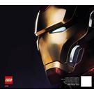 LEGO Marvel Studios Iron Man Set 31199 Instructions