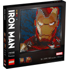 LEGO Marvel Studios Iron Man Set 31199 Packaging