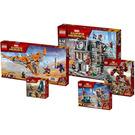 LEGO Marvel Super Heroes Infinity Stone Conquest bundle Set 5005753