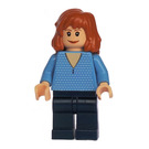 LEGO Mary Jane with Medium Blue Sweater Minifigure