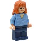 LEGO Mary Jane with Medium Blue Sweater Minifigure
