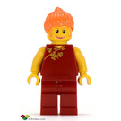 LEGO Mary Jane with Oriental Dress Minifigure