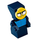 LEGO Master Frown Minifigure