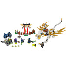 LEGO Master Wu Dragon Set 70734