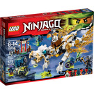 LEGO Master Wu Dragon Set 70734 Packaging