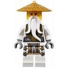LEGO Master Wu Minifigure
