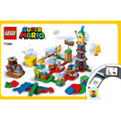 LEGO Master Your Adventure Set 71380 Instructions