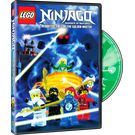 LEGO Masters of Spinjitzu Rebooted – Fall of the Golden Master (DVD) (5004572)