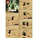 LEGO Matau Set 1418 Instructions