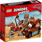 LEGO Mater's Junkyard Set 10733 Packaging