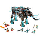 LEGO Maula's Ice Mammoth Stomper Set 70145