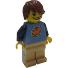 LEGO Max from the LEGO Club Minifigure