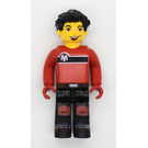 LEGO Max with Red Shirt and Black Pants Minifigure