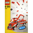 LEGO Maximum Wheels Set 4100