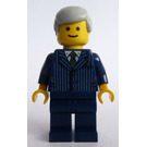 LEGO Mayor Minifigure