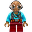 LEGO Maz Kanata Minifigure