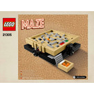LEGO Maze Set 21305 Instructions