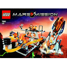LEGO MB-01 Eagle Command Base Set 7690 Instructions