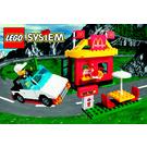 LEGO McDonalds Restaurant Set 3438 Instructions