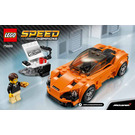 LEGO McLaren 720S Set 75880 Instructions