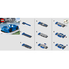 LEGO McLaren Elva Set 30343 Instructions