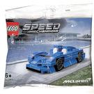 LEGO McLaren Elva Set 30343 Packaging