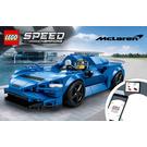 LEGO McLaren Elva Set 76902 Instructions