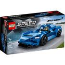 LEGO McLaren Elva Set 76902 Packaging