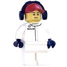 LEGO McLaren Mercedes Pit Crew Member Minifigure