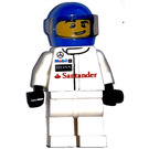 LEGO McLaren Mercedes Race Car Driver Minifigure