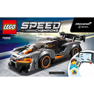 LEGO McLaren Senna Set 75892 Instructions