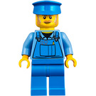 LEGO Mechanic Minifigure