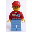 LEGO Medic Minifigure