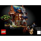 LEGO Medieval Blacksmith Set 21325 Instructions