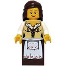 LEGO Medieval Maid Minifigure