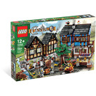 LEGO Medieval Market Village Set 10193 Packaging