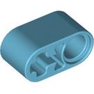 LEGO Medium Azure Beam 2 with Axle Hole and Pin Hole (40147 / 74695)