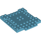 LEGO Plate 8 x 8 x 6 with Cutouts and Ledge (15624)