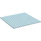 LEGO Medium Blue Baseplate 16 x 16