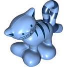 LEGO Medium Blue Duplo Cat (Pilchard) (84618)