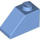 LEGO Medium Blue Slope 1 x 2 (45°) (3040)