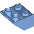 LEGO Medium Blue Slope 2 x 2 (45°) Inverted (3660)