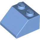 LEGO Medium Blue Slope 45° 2 x 2 (3039)