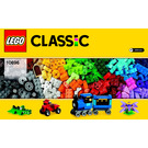 LEGO Medium Creative Brick Box Set 10696 Instructions